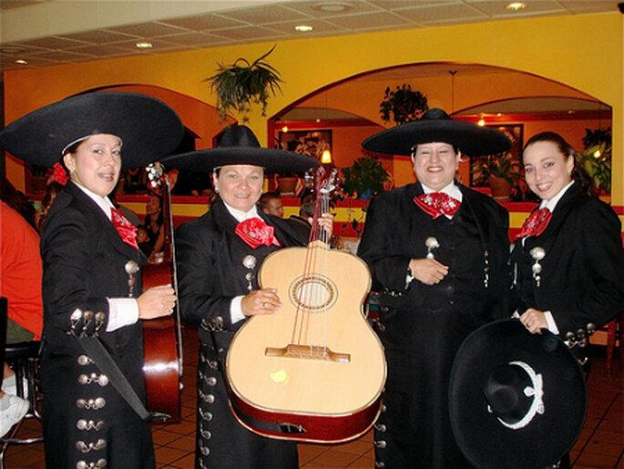 Música mexicana para animar o casamento