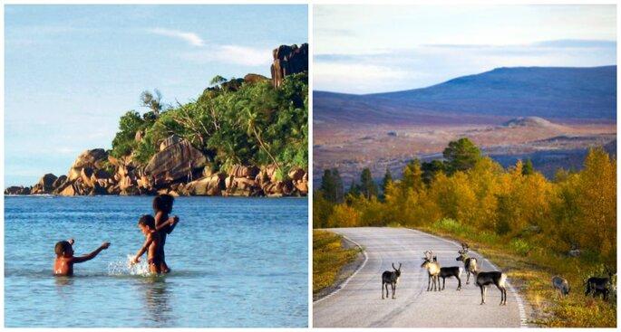 Terres d'aventure / Photos : Pierre Sagant et Visit Finland