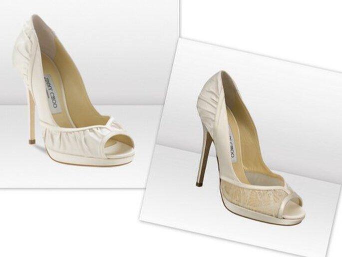 Sapatos de Noiva Jimmy Choo