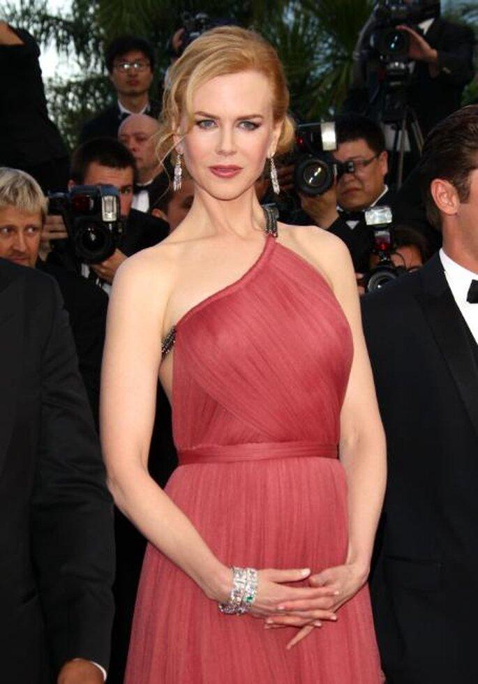 Nocole Kidman, Festival de Cannes 2012. Foto de Image.net.