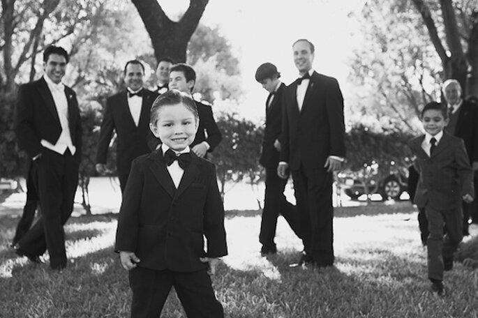 Niños en tu boda. Fotos de Pepe Orellana