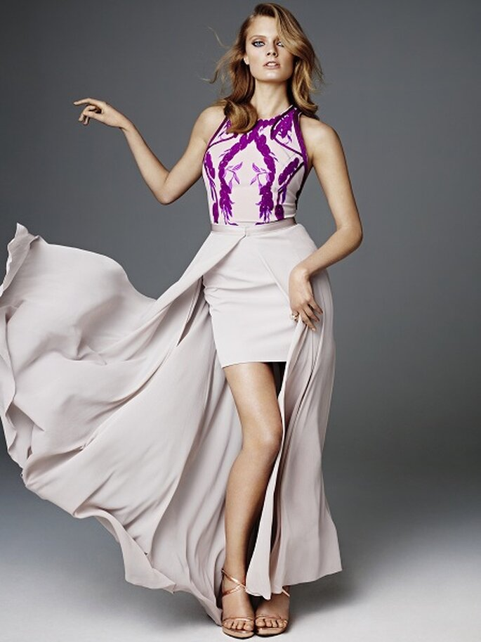 Algunos vestidos saldrán en edición limitada. Foto: H&M