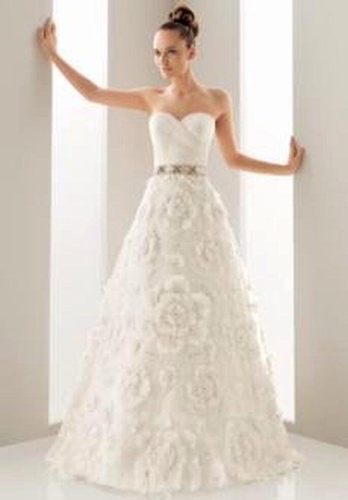 Colección de vestidos de novia Aire Collection 2011