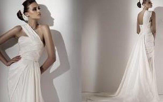 Modello Morgana - dettagli abito