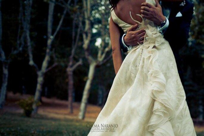 Cómo puedo elegir mi vestido de novia - Foto Chema Naranjo