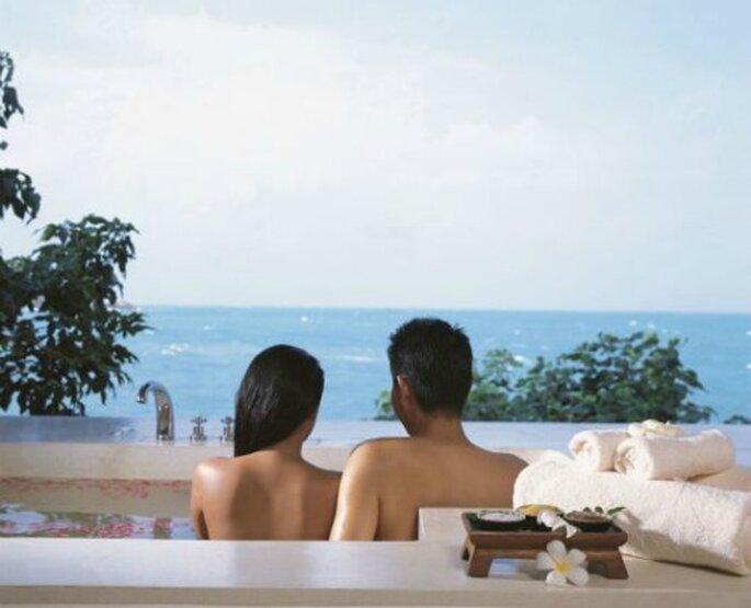 Rilassarsi in una spa è una delle più belle esperienze che si possano fare. Foto www.viagginelfirmamento.it