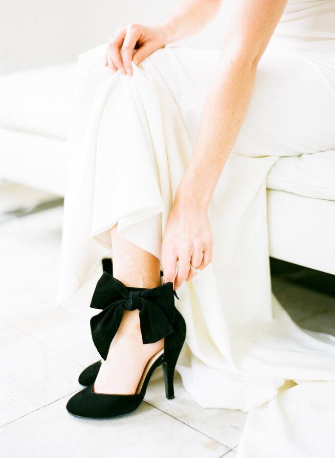 Negro glamuroso - Sarah Beth Photography