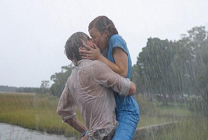 El beso de 'El diario de Noa' ganó el premio al Mejor Beso de la MTV