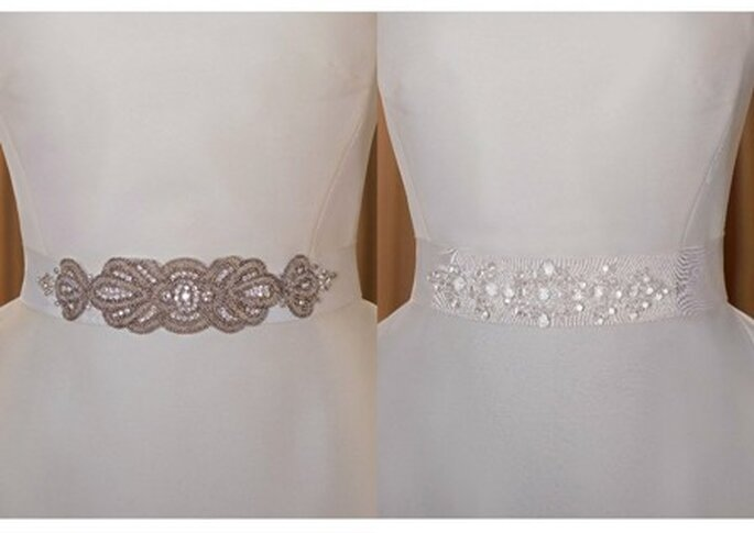 Gürtel für Brautkleider - Pronovias 2011