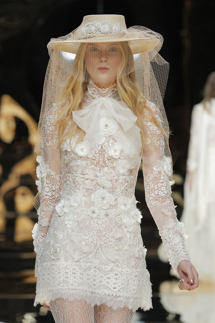Foto: YolanCris vía Barcelona Bridal Week