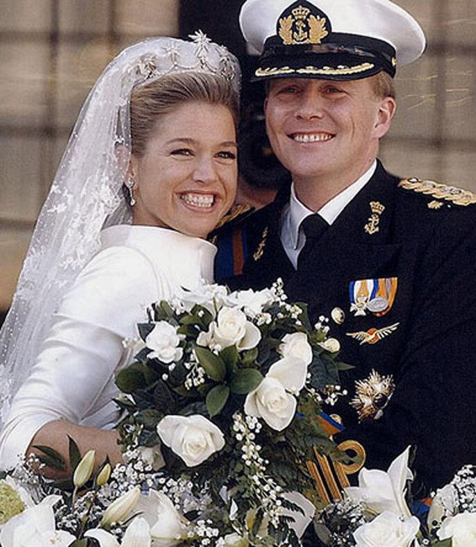 Tiara de la princesa Máxima de Holanda