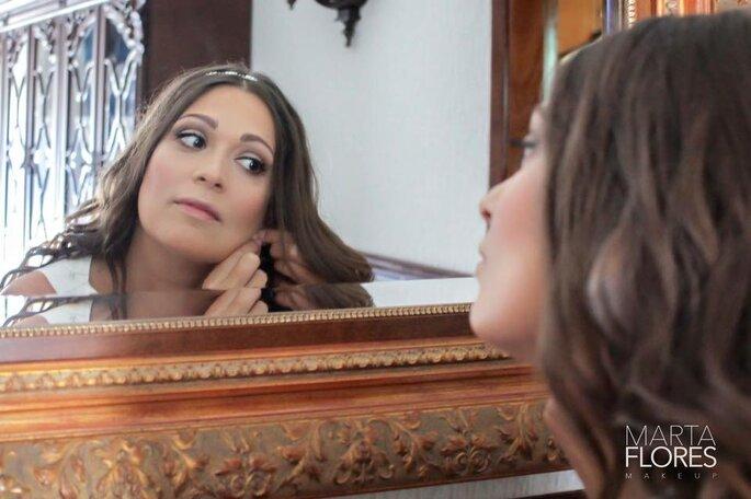Foto Marta Flores Make Up