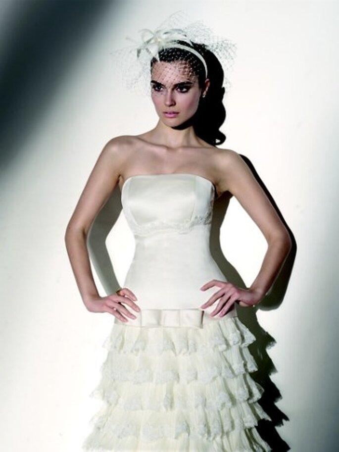 Vestidos de Noiva Pepe Botella 2012 - foto: divulgação