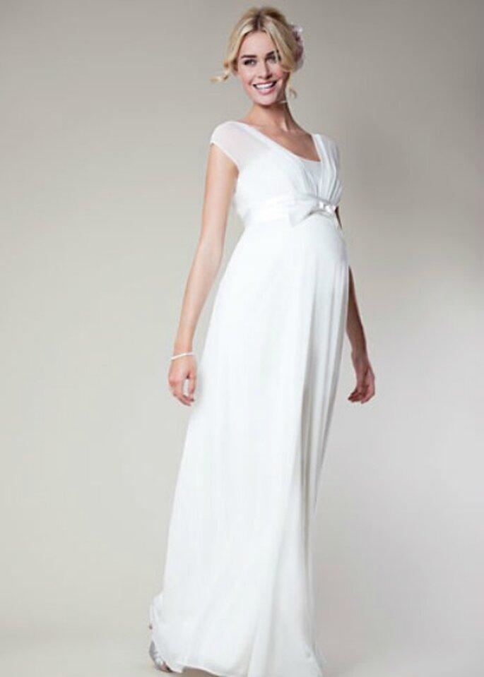 Robe De Mariée Femme Enceinte Pomkin Pictures to pin on Pinterest