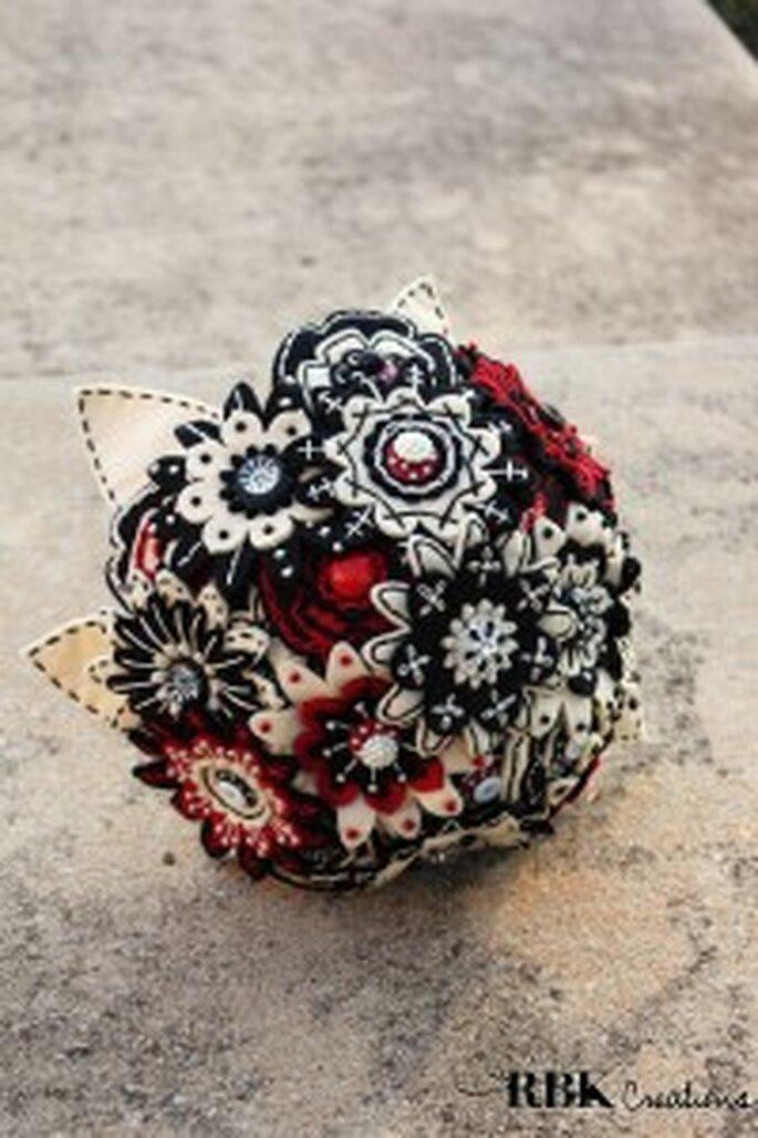 RBK Creations: Brautstrauss für die Ewigkeit