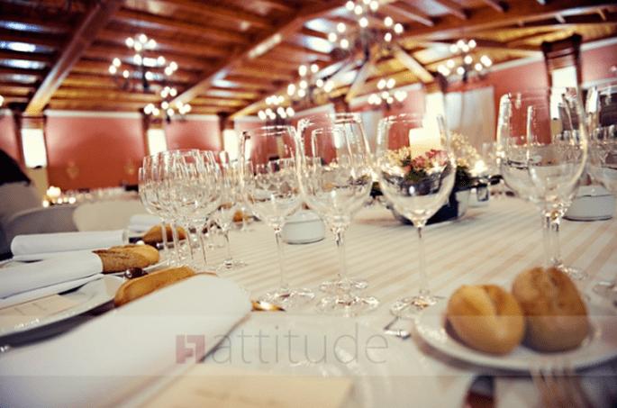 Tipps für die Suche der perfekten Hochzeitslocation. Foto: Fran attitudefotografia.com