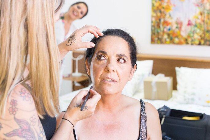 Pandora & Paulo   Pigmento Make Up