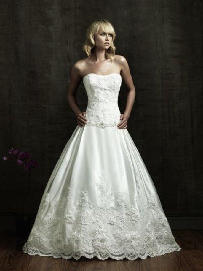 Allure Bridals Brautkleidkollektion 2013 - Brautkleid 8812