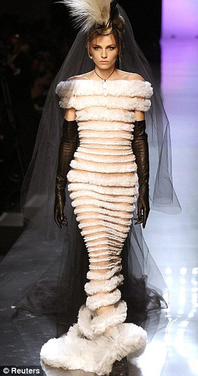 Los vestidos de novia mas feos y raros
