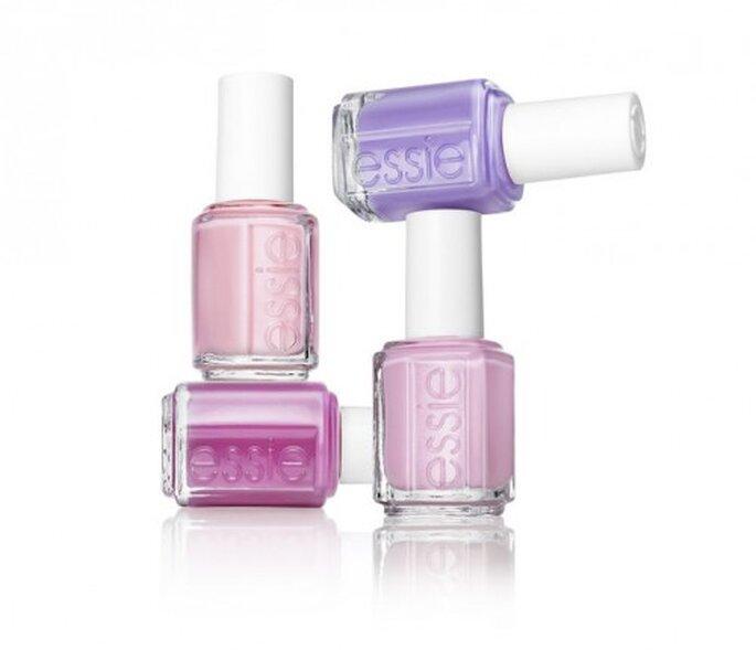 Colección de pintura de uñas para novias Essie 2013