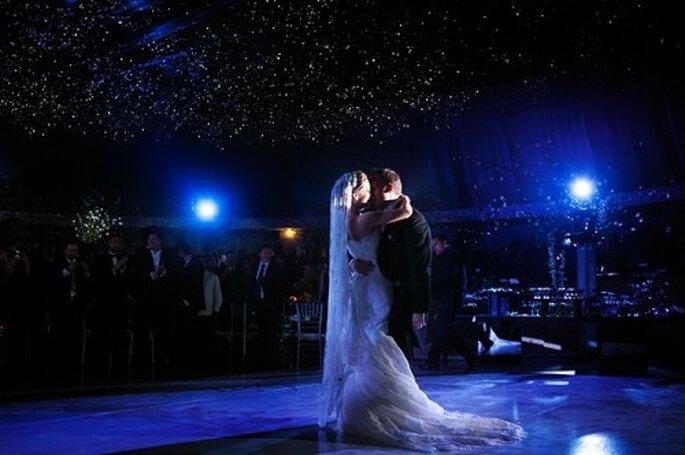 La elegante boda en salón de Isa y Rubén - Foto: Erick Pozos