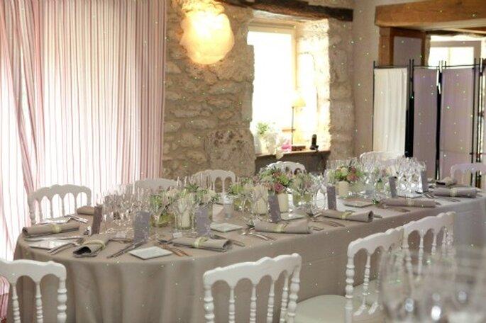Se marier chez soi nécessite quelques aménagements - Photo : Brigitte Bordes