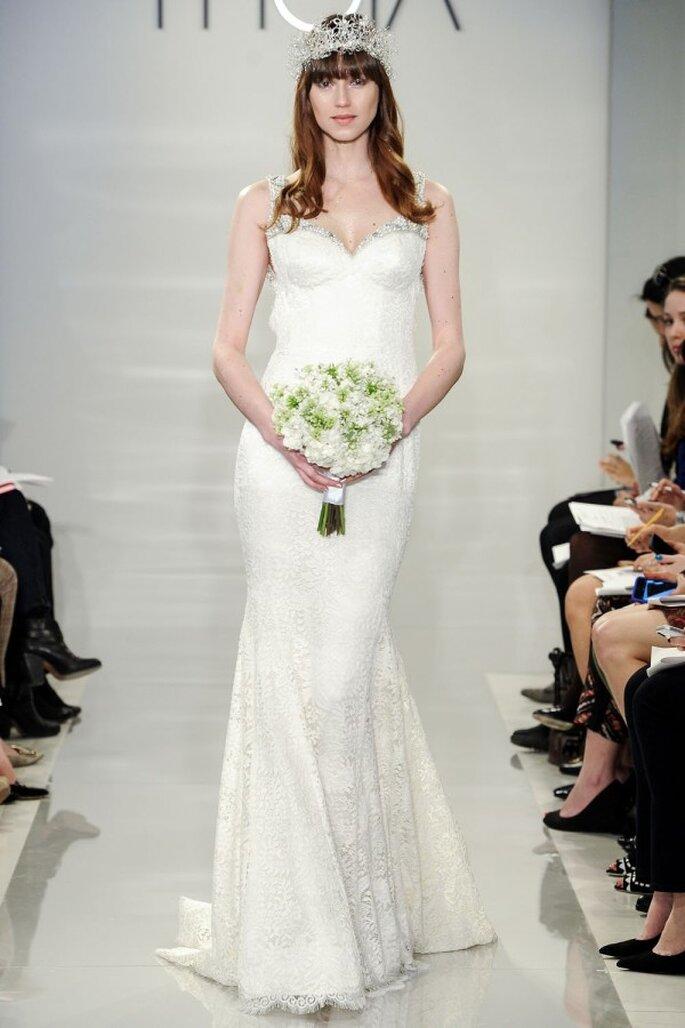 Vestidos de novia 2015 inspirados en historias fantásticas - Foto Theia