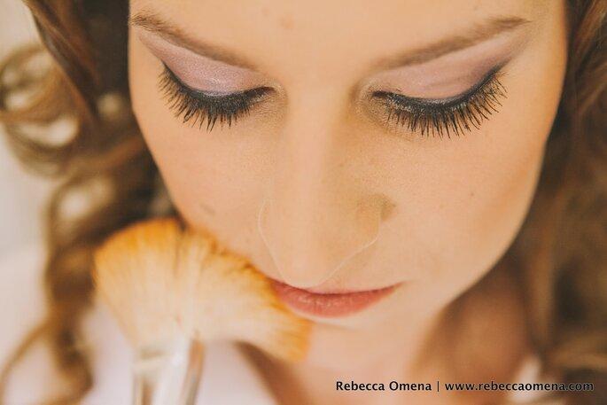 Maquiagem: Claudinho. Foto: Rebecca Omena
