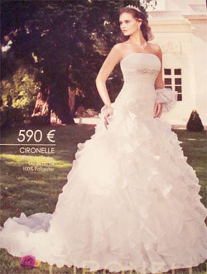 Tati Mariage 2011 : les robes de mariée enfin disponibles !