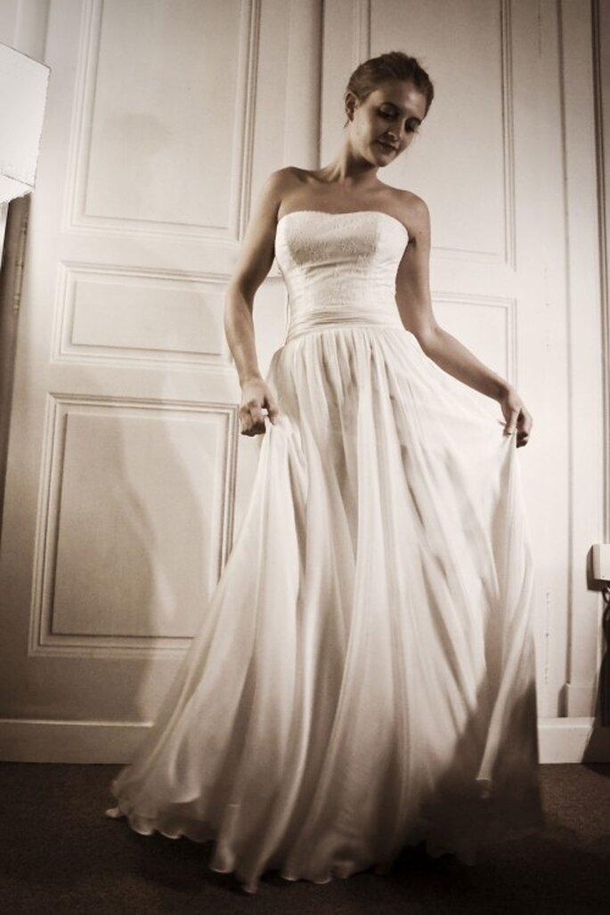 Modell Marlène von Stéphanie WOLFF