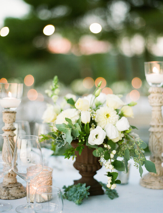 Una boda campestres - Lindsay Madden Photography
