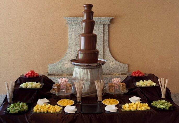 Fotos De Fuente De Chocolate Economicas Gustavo A Madero Pictures to