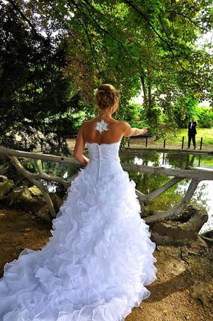 Adaptez vos bijoux à votre robe de mariée, à votre thème de mariage et à vos envies !
