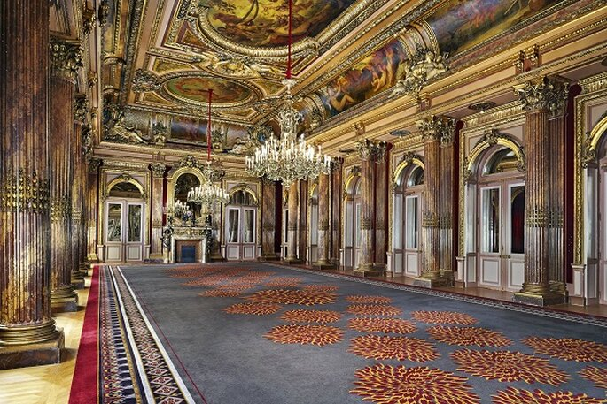 Quel luxe que de ne pas avoir à se limiter dans ses invitations ! The Westin Paris – Vendôme