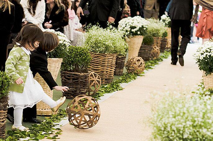 En una boda pueden suceder toda suerte de anécdotas. Foto: Renato de Paula