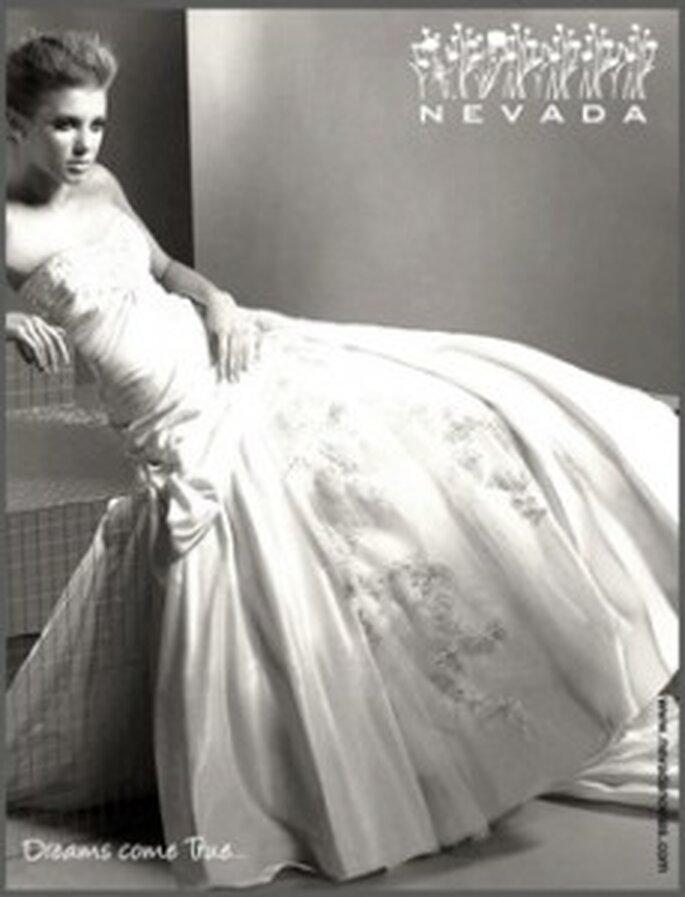 Nevada Novias para que las chilenas estén radiantes