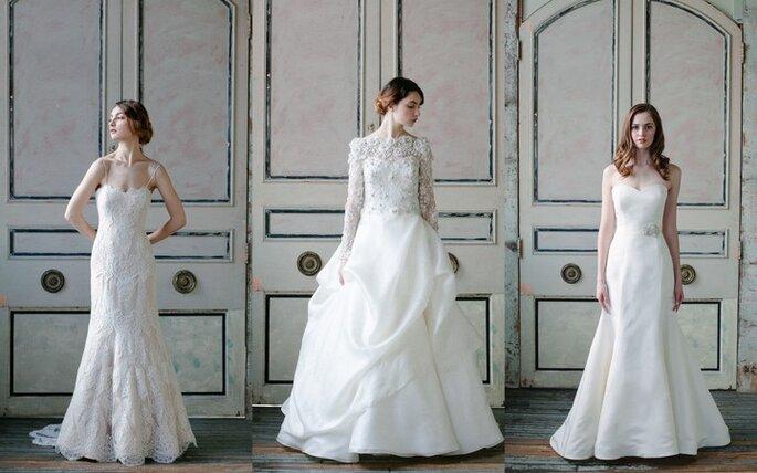 Colección de vestidos de novia Sareh Nouri - Primavera 2015