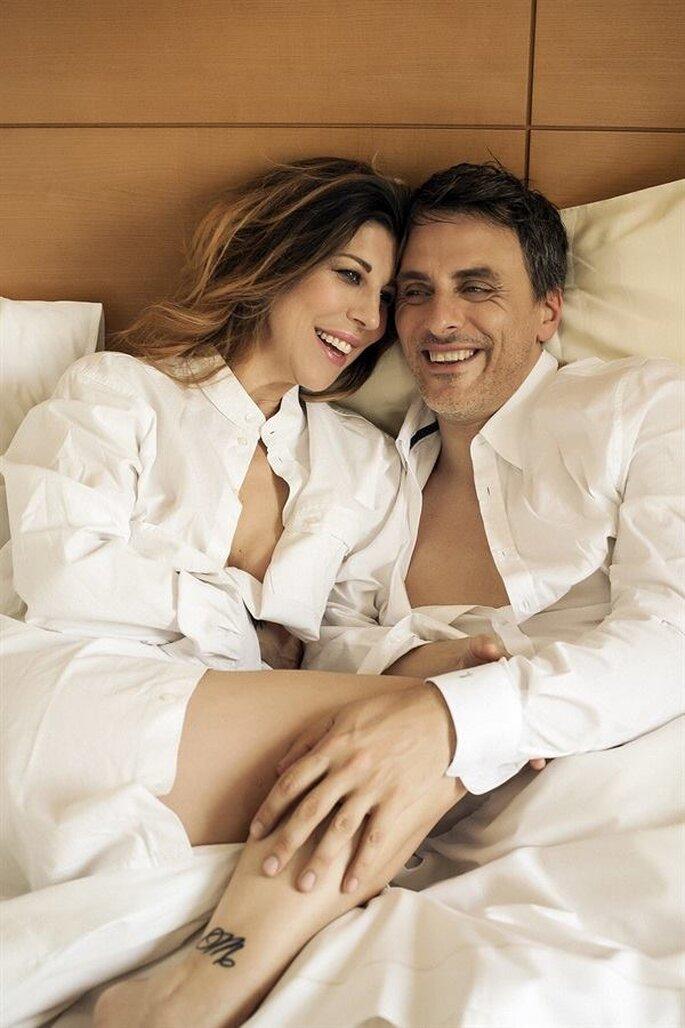 Massimiliano Vado e Michela Andreozzi - Foto via Facebook/michela.andreozzi