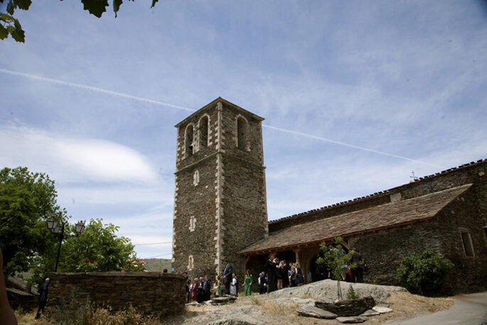 Iglesia Aldea Tejera