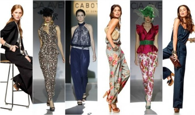 Top gestylt zur Hochzeit – Dank den Fashiontrends 2013 – Foto: Lanidor