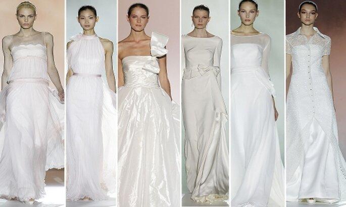 Vestidos de novia Rosa Clara 2013