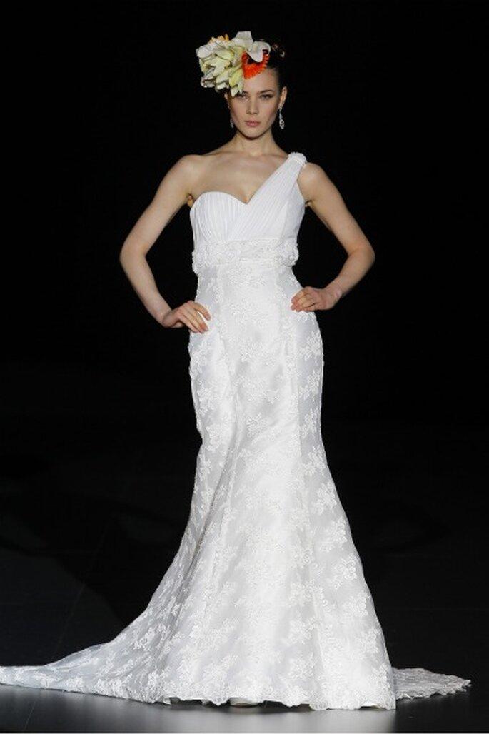 Vestidos de novia Ana Torres 2012 - Ugo Camera / Ifema