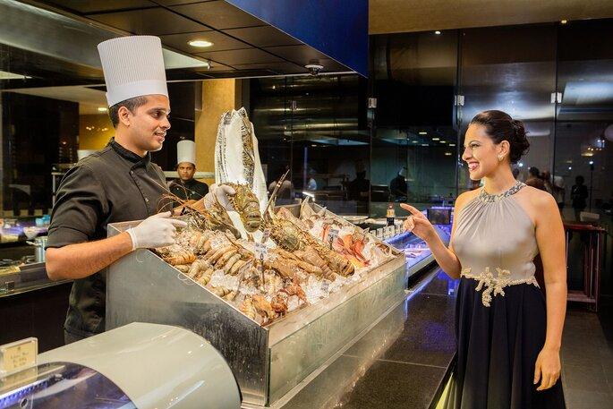 Foto: The Ocean Seafood Restaurant