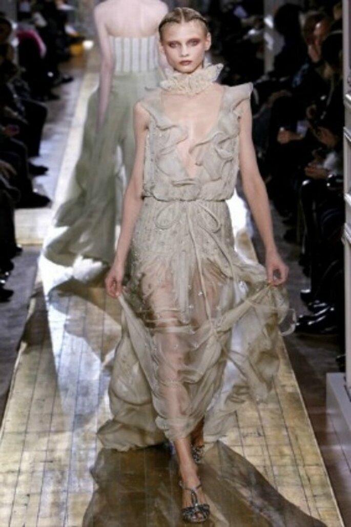 Le foto della nuova collezione Valentino Couture 2012