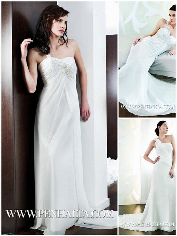 Robes de mariée Penhalta 2012