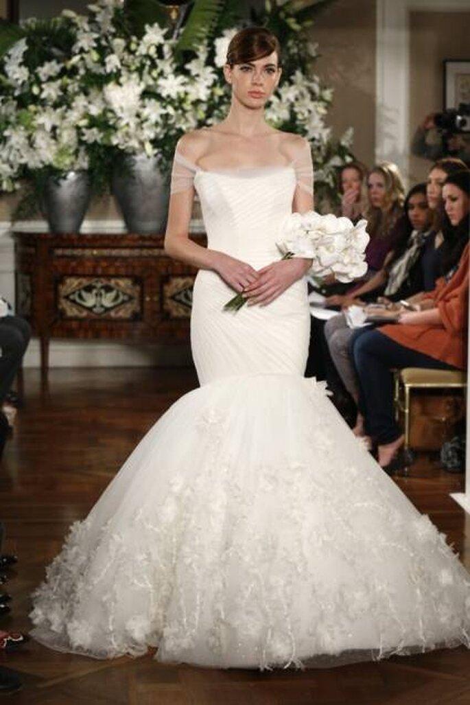 Brautkleider aus der Kollektion 2013 - Foto: Romona Keveza