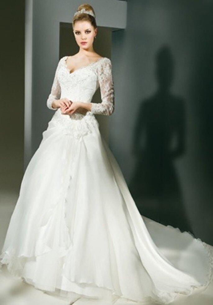 Brautkleider mit langen Ärmeln – Tipps und Tricks