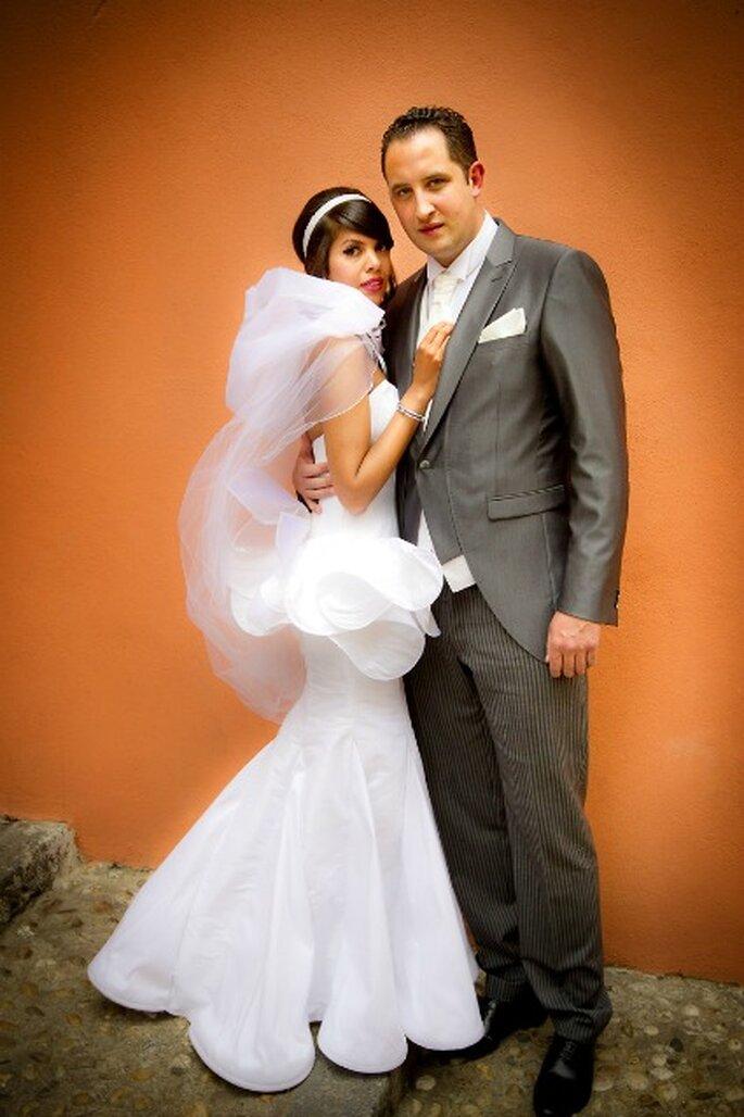 Robe de mariée sur mesure et d'exception : Aurele Création