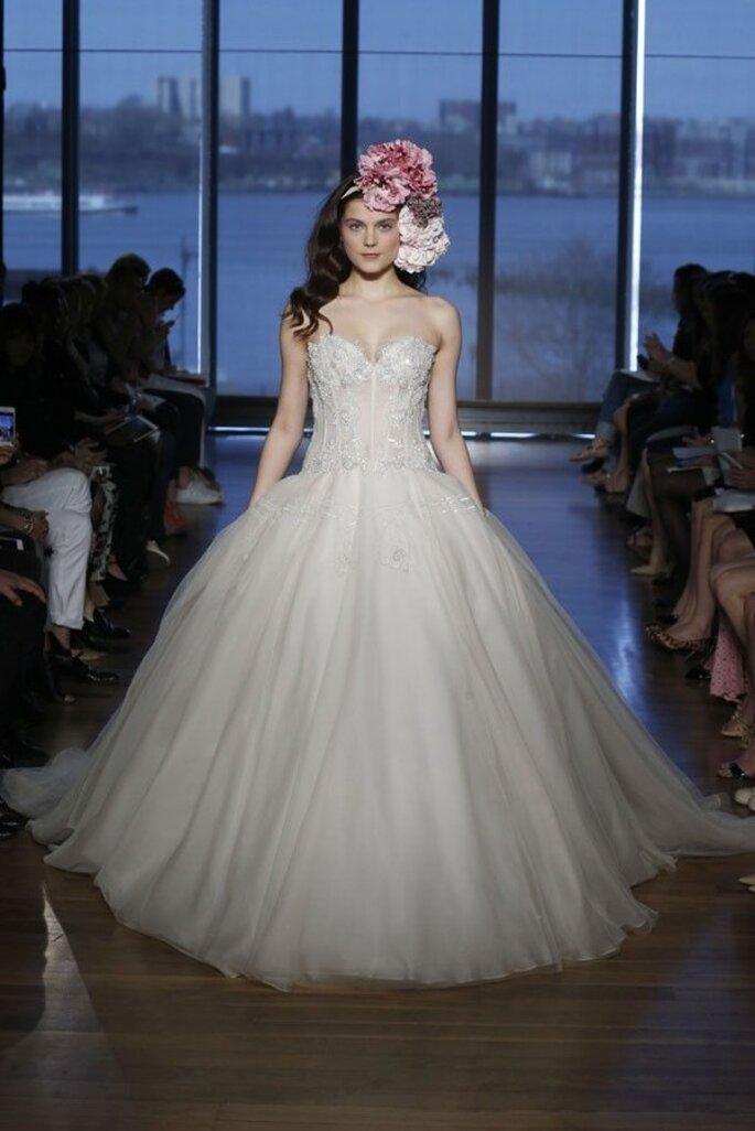 Robes de mariée 2015 avec corsages structurés - Ines Di Santo