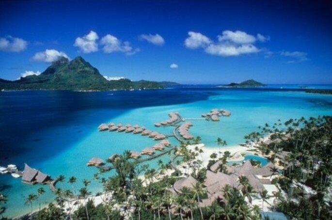 #MartesDeBodas: Los mejores destinos para tu luna de miel - Foto Bora Bora Beach Resort & Spa